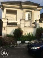 Used 4 bedroom duplex for sale at Magodo phase 2.
