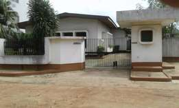 Luxury 4 bedroom bungalow with a BQ