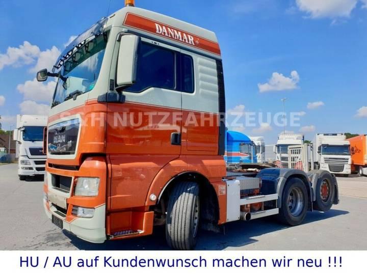 MAN TGX 26 440 XLX 6x2 EURO 5 HU / AU / SP NEU - 2013