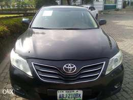 full option Toyota Camry, Lagos custom cleared