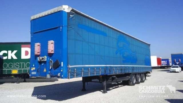 Schmitz Cargobull Semiremolque Lona Mega Trampilla de carga - 2013 - image 3
