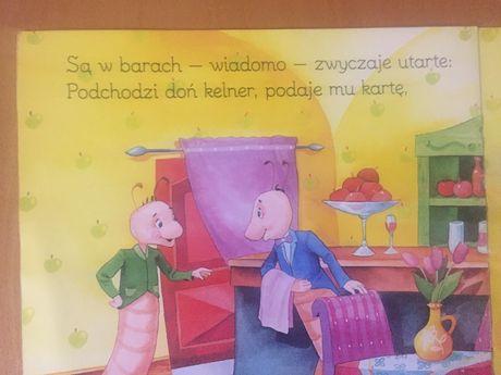 Entliczek Pentliczek Jan Brzechwa Książeczka Rokietnica