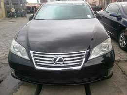 Toks Lexus ES350 (2010 model) full option accident free