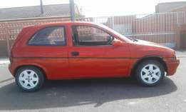 Opel Corsa Light 1300 5 Speed in Fair Condition, The Engine and Gearb