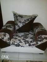 A 7seater sofas in good condition