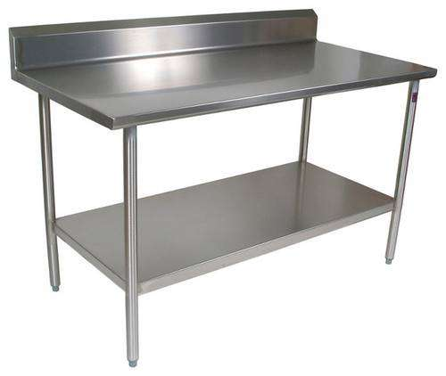Stainless Steel Kitchen Work Table: Stainless Steel Kitchen Table/Work Surface All Sizes