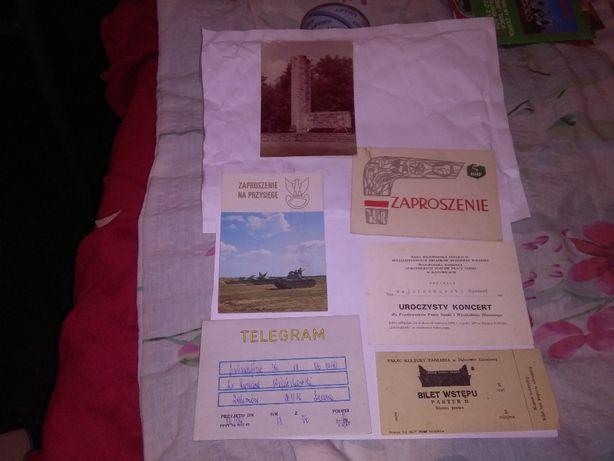 Zaproszenie Na Przysięgę Telegram Lublin Olxpl