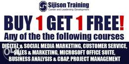 Sales and Marketing Training