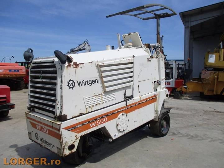 Wirtgen W500 - 1996