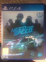 PS 4 Need For Speed