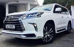 Brand New Lexus LX570 Fully Loaded 2017 Asking Price 20M o.n.o