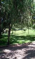 Approx 0.75 acre prime land with a house.