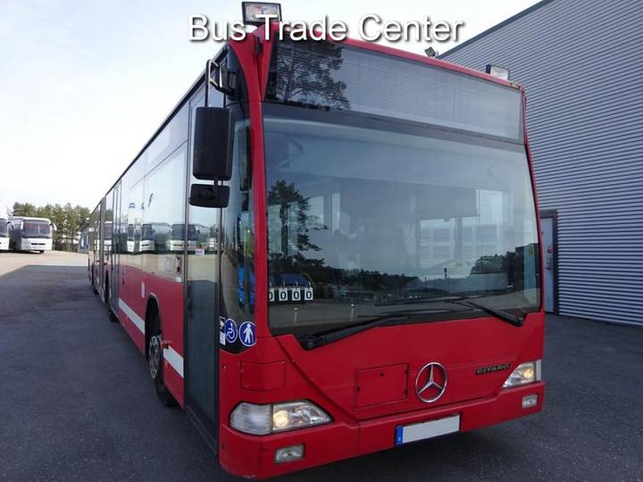 Mercedes-Benz Citaro G O530 Klima Webasto // 15 Pcs Available - 2005