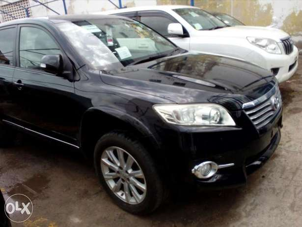 Toyota vanguard black Color New plate number fresh import exquisite bl Mombasa Island - image 6