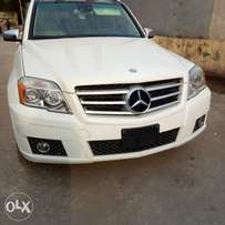 2010 Mercdes-Benz GLK 350 4MATIC(Grade One Tokunbo/Accident Free)