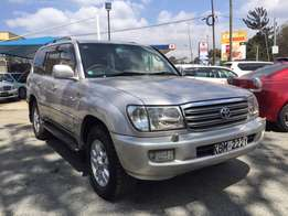 2004 Toyota Land Cruiser V8