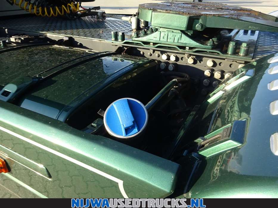 Scania R 520 Retarder + Hydrauliek - 2014 - image 20