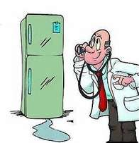 We fix fridges and all other home appliances same day on site