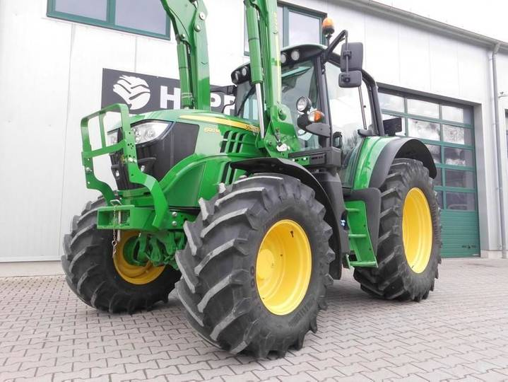 John Deere 6120 M Autoquad Eco Shift - 2018