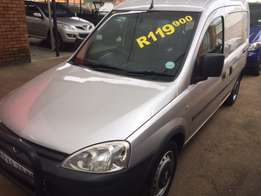 Opel Corsa Panel van from R2299pm
