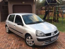 2005 Renault Clio 1.5Dci - Only 165000km