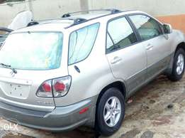 Toks 2003 Rx300 complete accident free