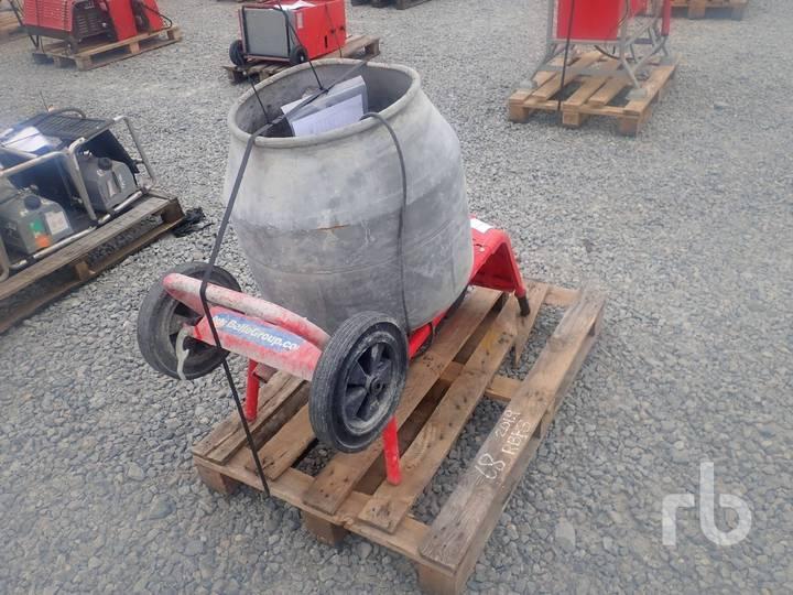 Belle MINIMIX 150 Concrete Mixer - 2013 - image 2