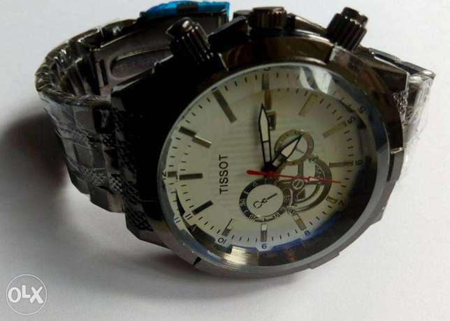 Tissot Silver Men Wristwatch Lekki Phase 1 - image 4
