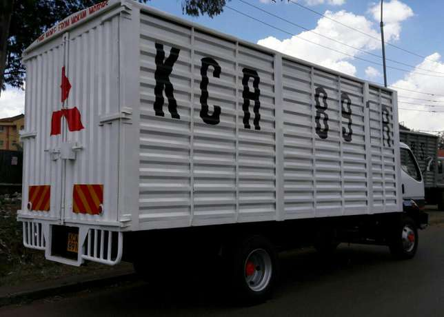 Mitsubishi FH215 KCA Very clean and in perfect condition!! Parklands - image 4
