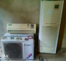 For Sale: Split A/C and Standing A/C