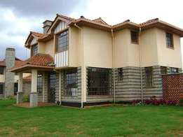 Exceptionally luxurious townhouses of Bahati Ridge estate. Sale/Rent.