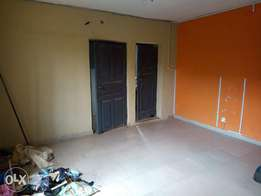 Nice mini flat 150k close to bus stop at Igando
