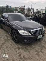 1year used 2008 Benz S550 - 5.8m