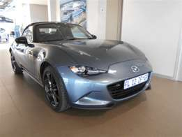 2016 Mazda MX5 - Roadster Coupe