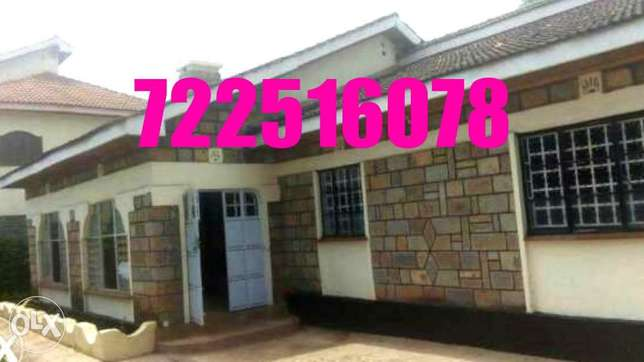 Unique 4bdm bungalow house for sale in kahawa sukari Nairobi CBD - image 1