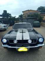 Reg 1964 Ford Mustang GT Shelby