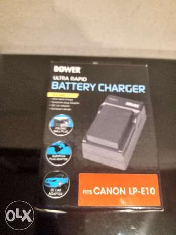 Canon Camera Charger new not used for model series 1000D,1100,1200,..