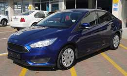 2016 Ford Focus 1.0 Ambiente