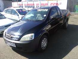 2010 Opel corsa utility 1.4i for sale R85000