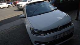 2014 Polo 6 TSi Sunroof 1.2 Comfortline 52000km Available For Sale