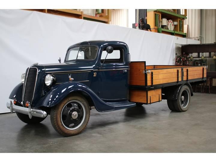 Ford BB TRUCK V8 - 1932