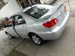 Super clean 2004 Toyota Corola sport.no issues.buy and drive.