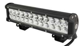"72W 14"" LED Work Driving Fog Flood Light Roof Bar Off-Road 4X4 ATV UTV"