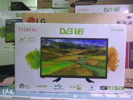Vitron TV 24 inches at a throw away price