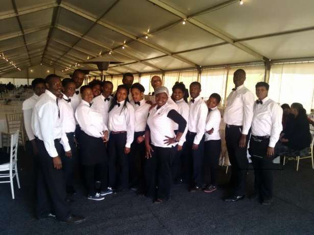 Event staff,waiters,cooks,barmen,cleaners,chefs and bouncers for hire. Westlands - image 2