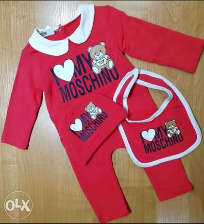 high quality baby set