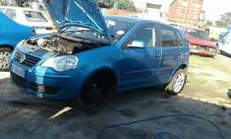 vw polo 1.6 bah stripping for spares
