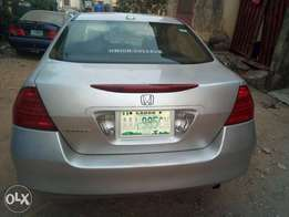 Clean HONDA ACCORD 2006 for quick sale