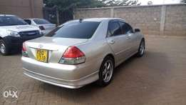 Toyota Mark 2 Grande, 2004,2000cc beams, auto, alloy, music, at 599k