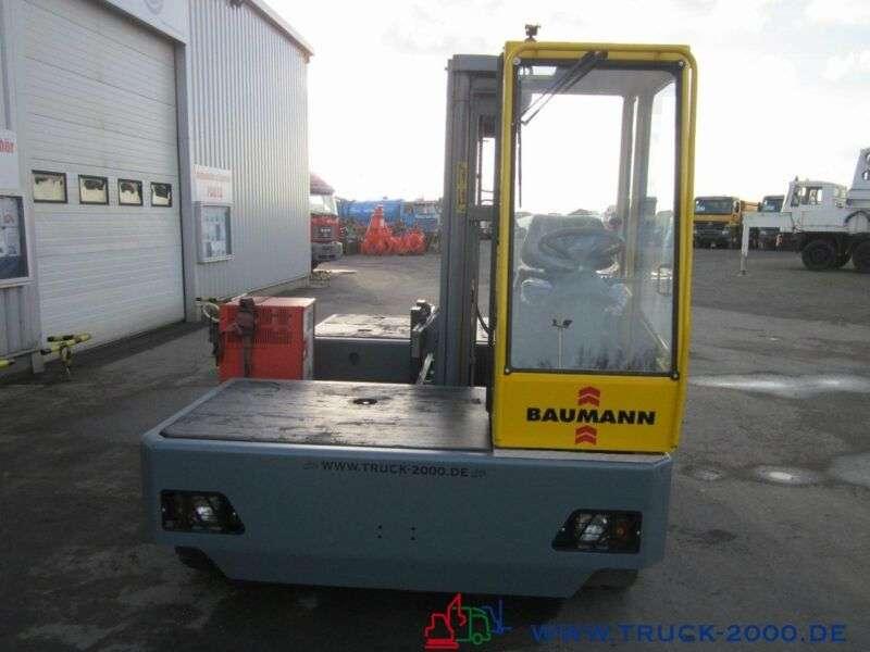 Baumann EHX 30/14/51 Seitenstapler Hubhöhe 5.10m 3.000KG - 2007 - image 10